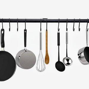 31.5 inch Kitchen Pot Rack
